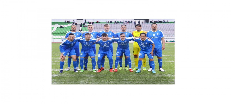 ALTYN ASYR IS A SIX-TIME WINNER OF TURKMENISTAN FOOTBALL SUPER CUP
