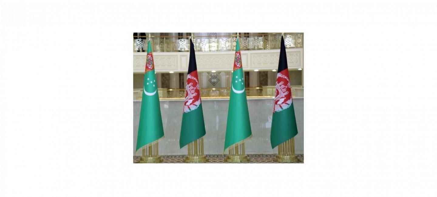 TELEPHONE CONVERSATION BETWEEN THE PRESIDENTS OF TURKMENISTAN AND AFGHANISTAN