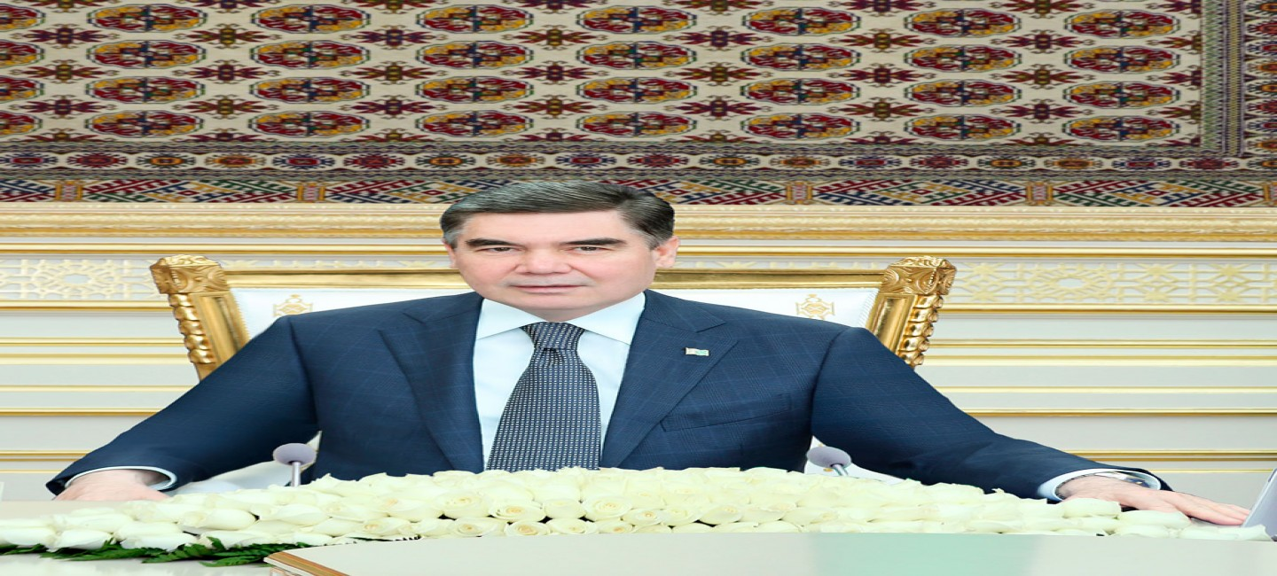 The President of Turkmenistan highlights priority objectives of Ashgabat's development