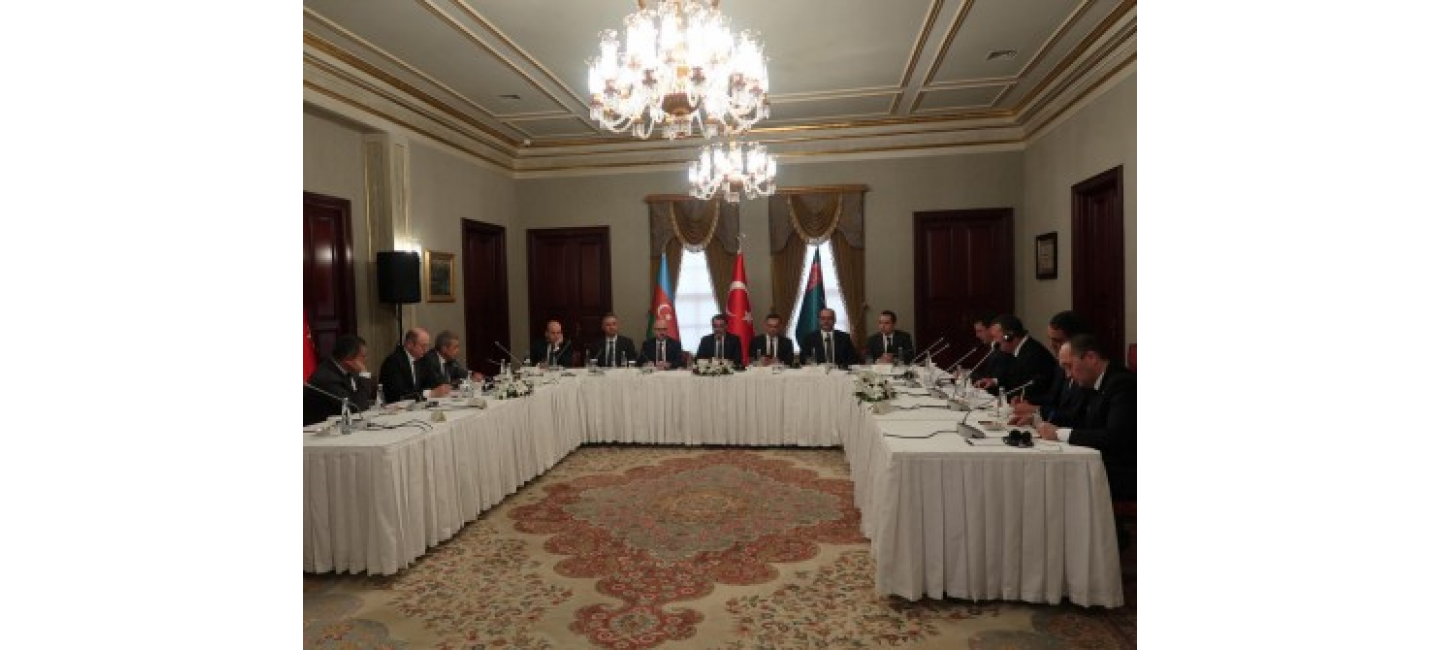 TRILATERAL MEETING ON ENERGY COOPERATION BETWEEN TURKMENISTAN, AZERBAIJAN AND TURKEY WAS HELD IN ISTANBUL