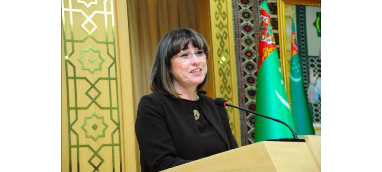 Елена Панова: ООН поддерживает приверженность правительства Туркменистана инвестировать в систему здравоохранения (Интервью)