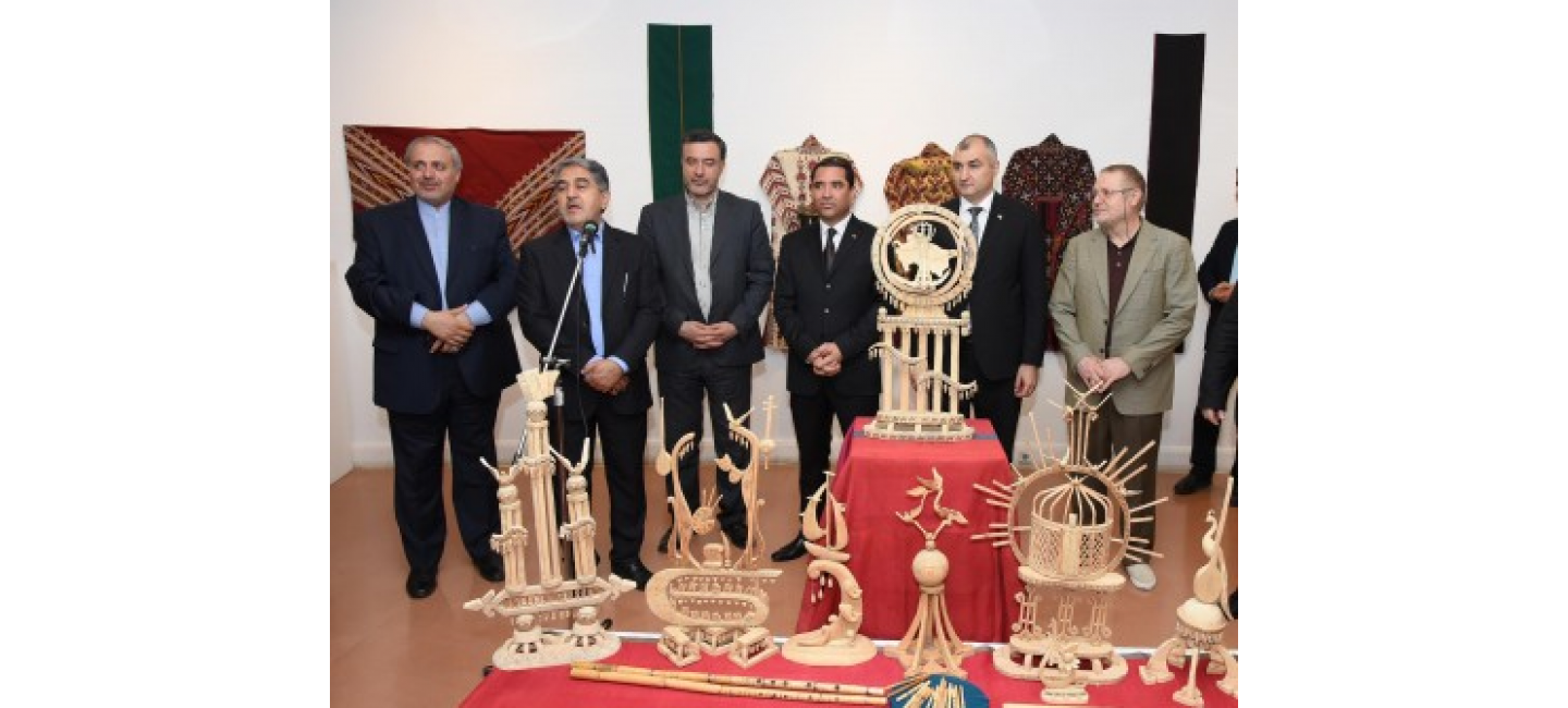 DAYS OF CULTURE OF TURKMENISTAN IN THE ISLAMIC REPUBLIC OF IRAN BEGAN IN TEHRAN