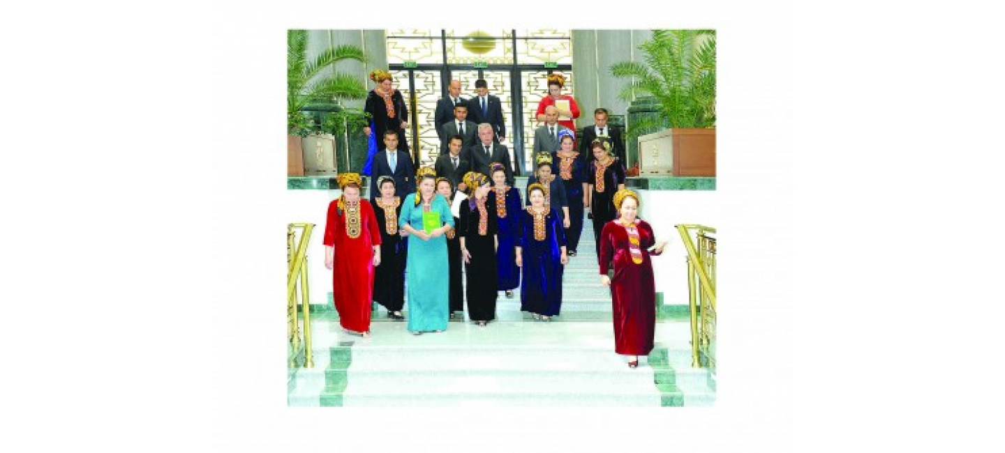 SURVEY ON THE HEALTH AND STATUS OF WOMEN IN THE FAMILY TO TAKE PLACE IN TURKMENISTAN