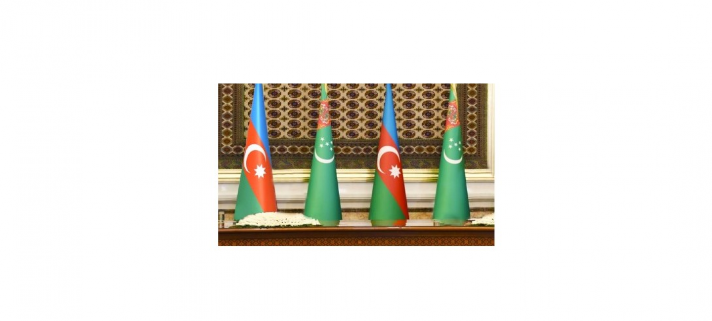 PRESIDENTS OF TURKMENISTAN AND AZERBAIJAN EXCHANGE CONGRATULATIONS AND DISCUSS PRIORITIES OF DIALOG