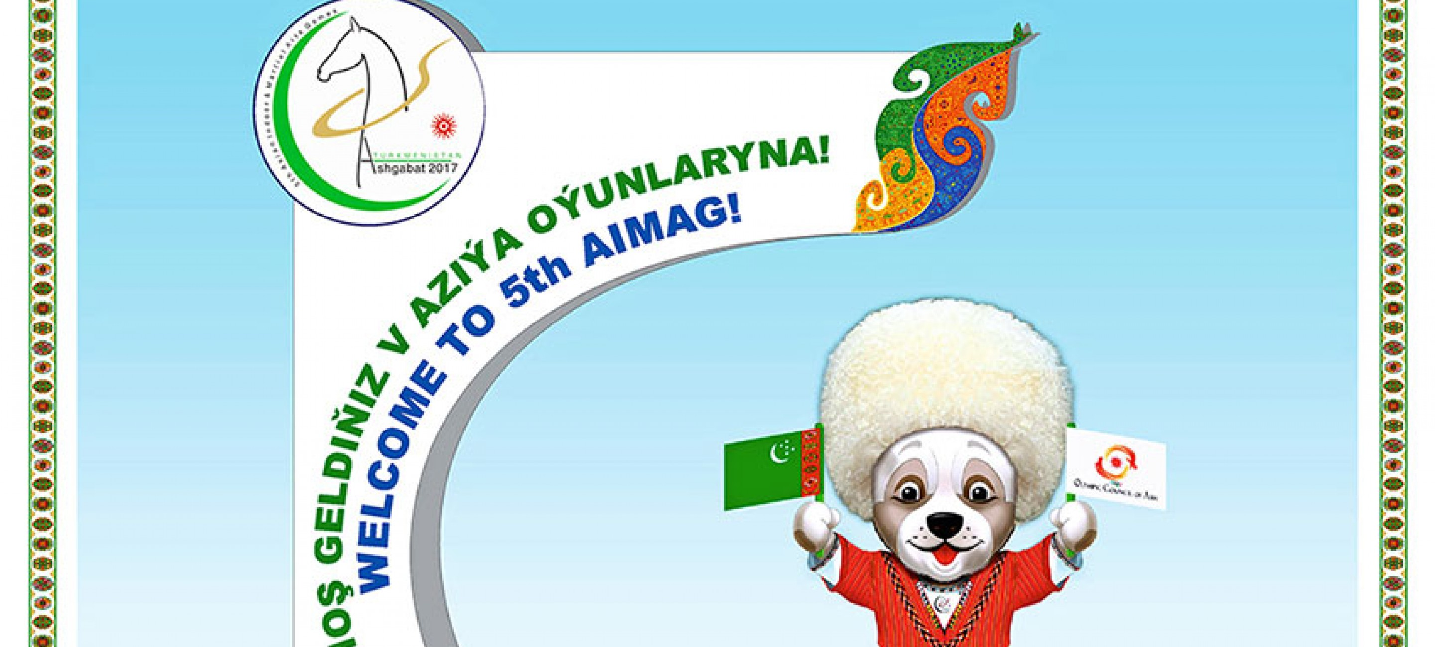 Efforts of Turkmenistan to promote sports and healthy lifestyle